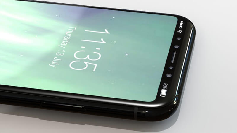 Alegado Apple iPhone 8