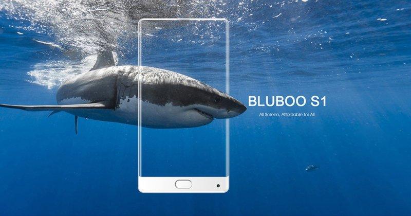 BLUBOO S1 GearBest