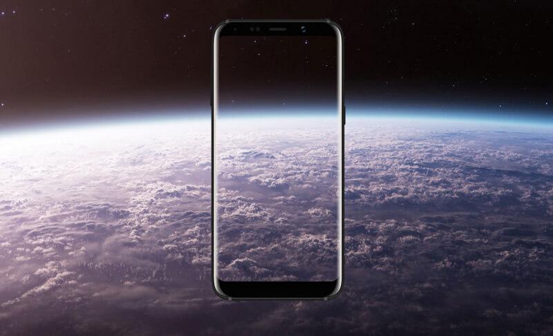 Bluboo S8: clone do Galaxy S8 tem 50% desconto em 20 unidades/dia