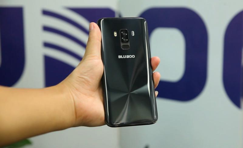 Bluboo S8: um olhar ao software do clone do Samsung Galaxy S8 (vídeo)