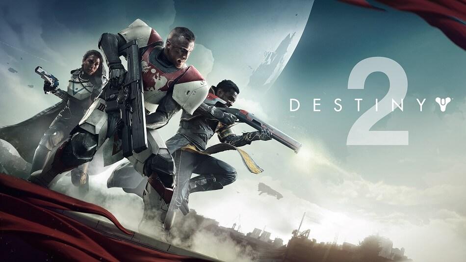 Destiny 2 a partir de hoje em PC versão Beta