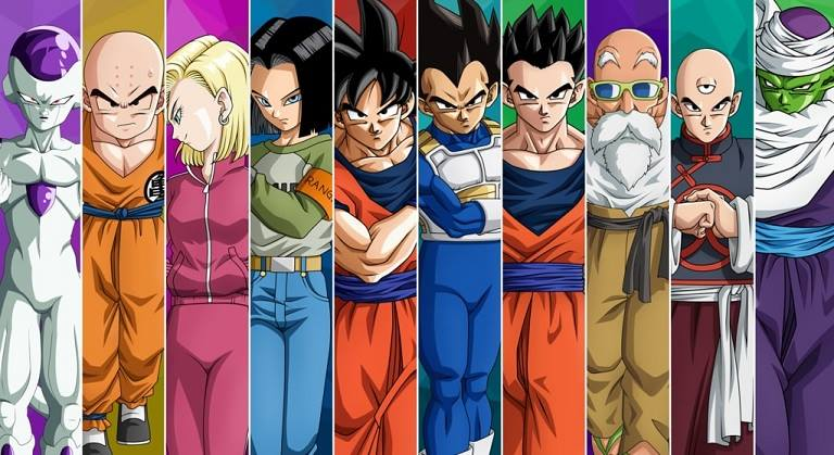 Dragon Ball Super Anime