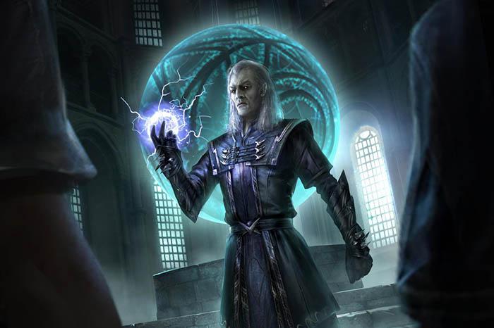 The Elder Scrolls: Legends da Bethesda jogo