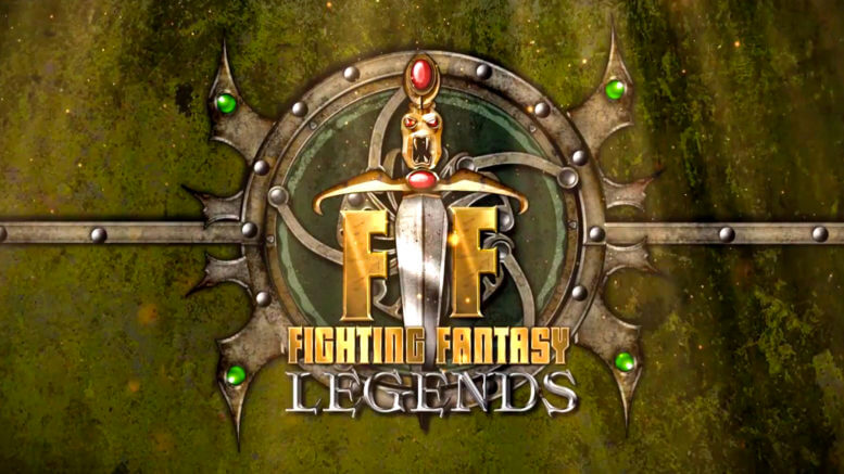 Fighting Fantasy Legends IOS Android