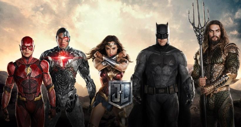 Filme Liga da Justiça DC