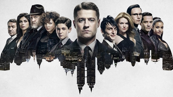Gotham Batman FOX Série Lucifer