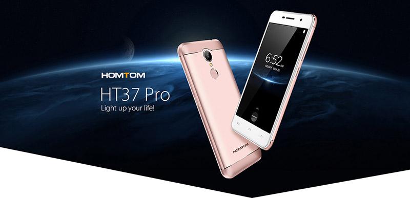 Smartphone HomTom Ht37 Pro