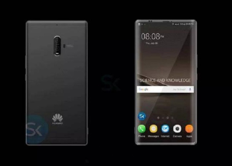 Huawei Mate 10 Pro EntireView