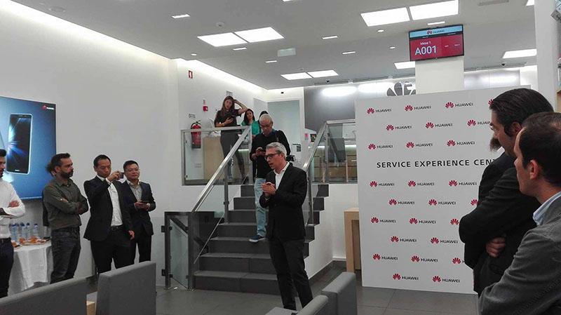 Huawei Centro de Assistência Porto