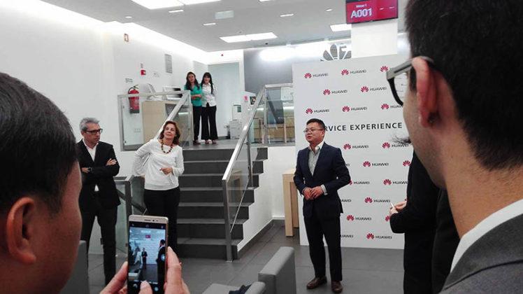 Huawei - Centro de Apoio ao Cliente chega agora ao Porto