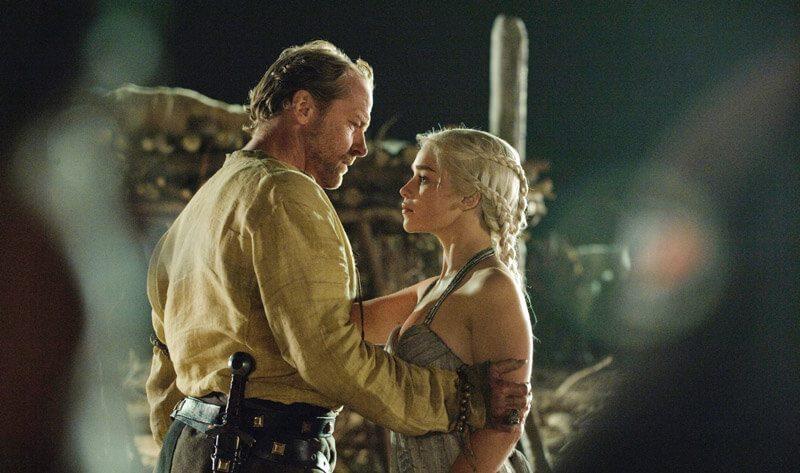A carta de amor que Jorah enviou Khaleesi no Game Of Thornes (GOT)