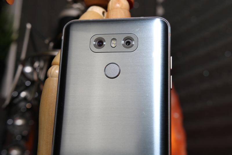 LG G6 Andorid Oreo