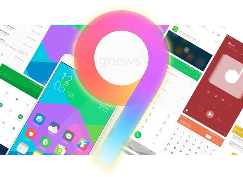 MIUI 9 Wallpapers Smartphone