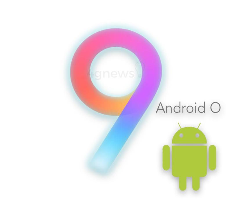MIUI 9 Xiaomi Android O
