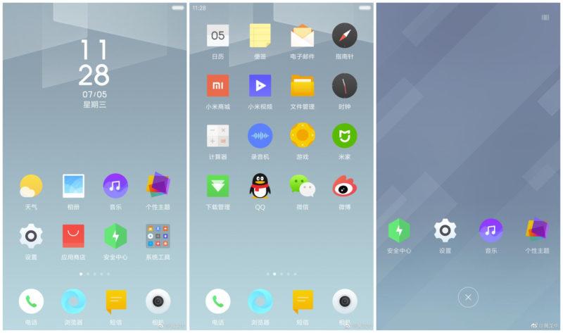 MIUI 9 Xiaomi