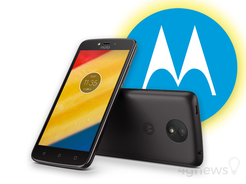 Motorola Moto C Plus NOS 4gnews Portugal Smartphone