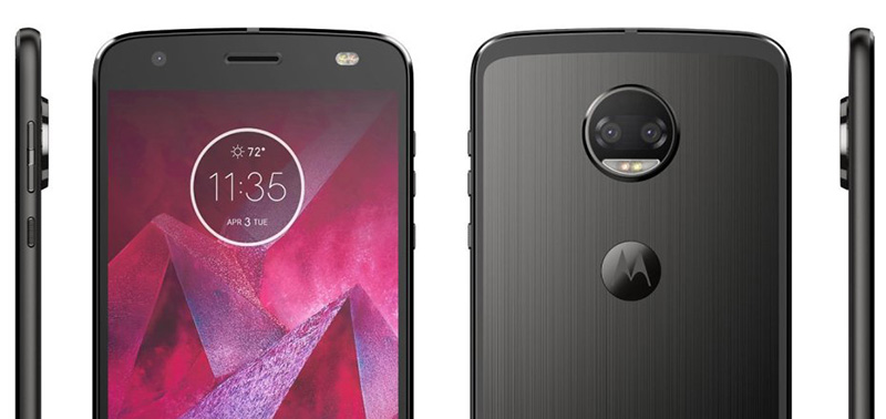 Motorola Moto Z2 Force Lenovo