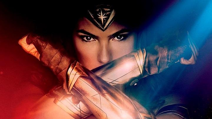 Mulher Maravilha Filme Comic-Con
