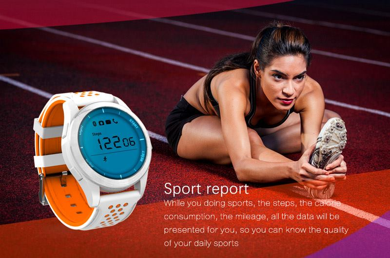 NO.1 F3 | smartwatch