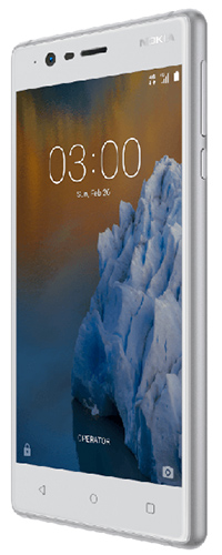 Nokia 3 Android Nougat Smartphone 4gnews