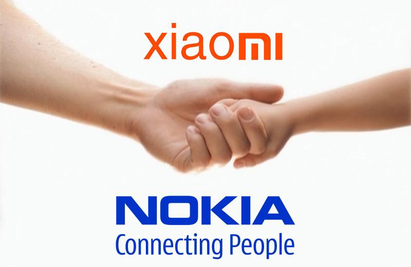 Xiaomi e Nokia estão de mãos dadas