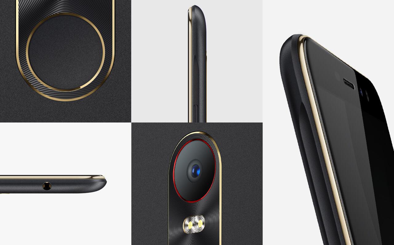 Smartphone Nubia N1 Lite