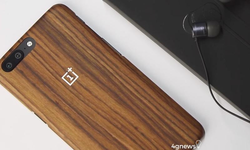 OxygenOS 4.5.7 OnePlus 5 4gnews atualização smartphone