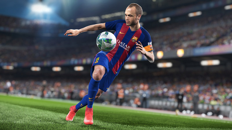 PES 2018: regresso do rei ou a Konami parou no tempo?