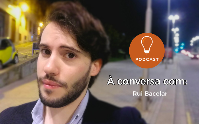 Novo Podcast 4gnews | Rui Bacelar