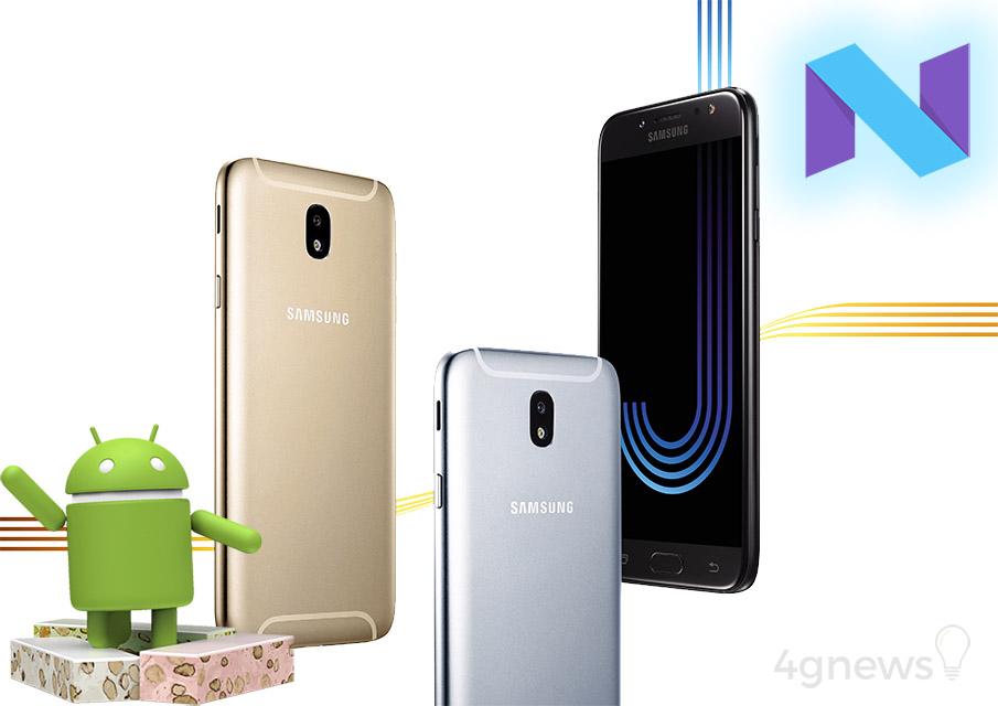 Samsung Galaxy J5 2017 Galaxy J7 2017