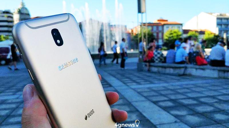 Este é o Samsung Galaxy J7 (2017)