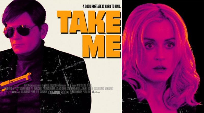 Take Me - Profissão: fazer raptos à medida, a comédia a não perder