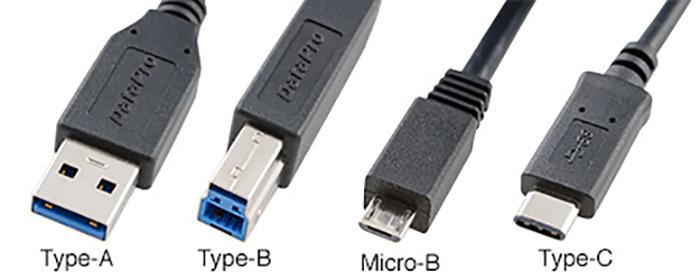 USB-C USB do Tipo C