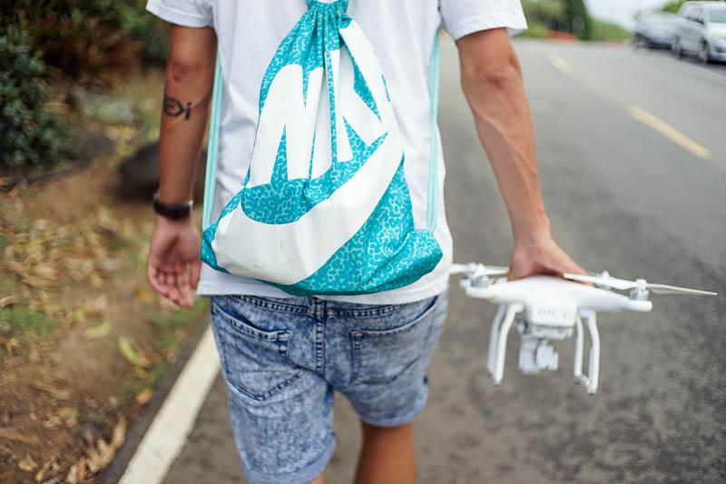 Drone Drones Governo Regras