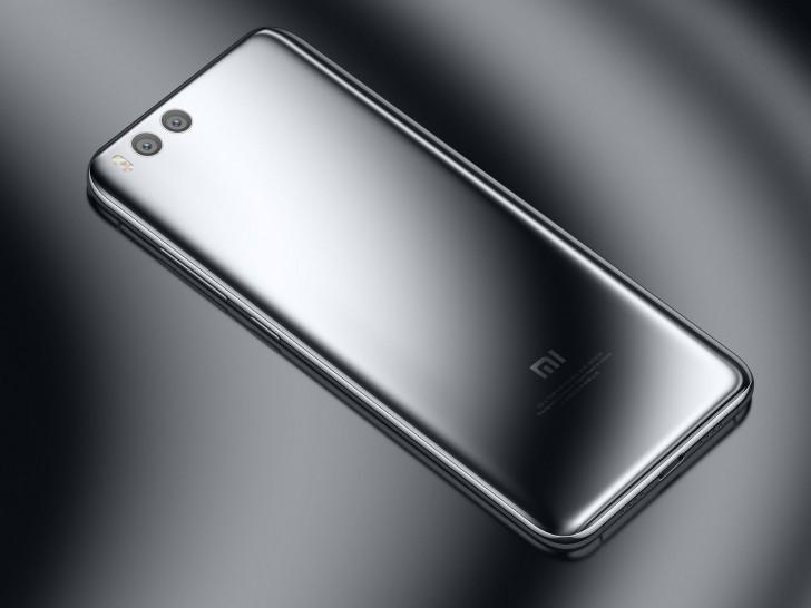 Xiaomi Mi 6 Mercury Silver