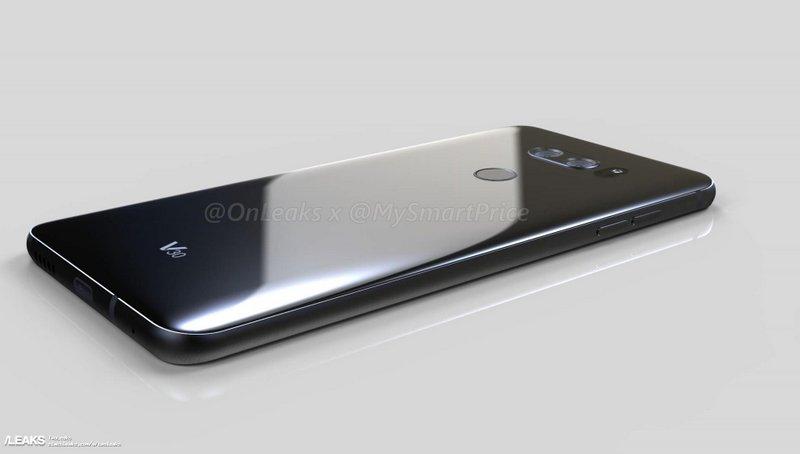 LG V30 Smartphone