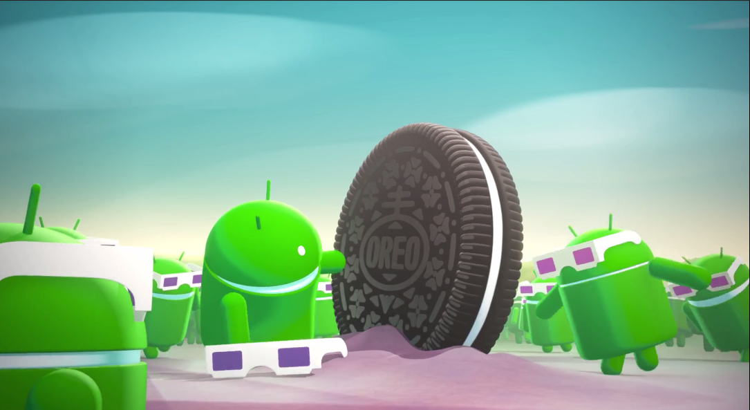 Android Oreo Android 8.0 Google