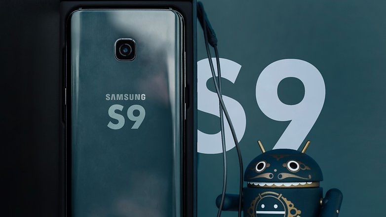 Samsung Galaxy S9 - Rumor afirma que virá com design modular smartphone