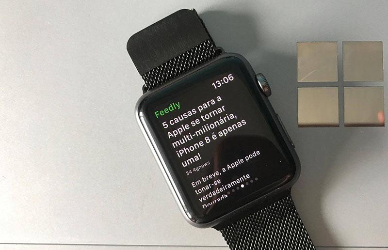 Apple Watch Series 3 iPhone