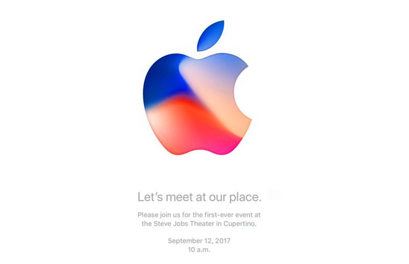 iPhone 8: Apple anuncia a data oficial de apresentação