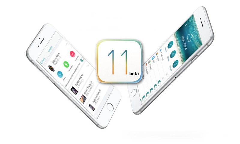 iOS 11 Developer Beta 8 / Public Beta 7 Apple