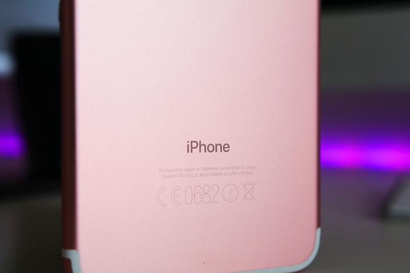 Emerge imagem do alegado iPhone 8 em Rose/Gold