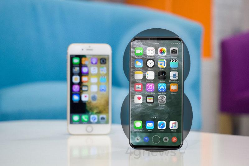 Apple iPhone 8 smartphone iOS Foxconn