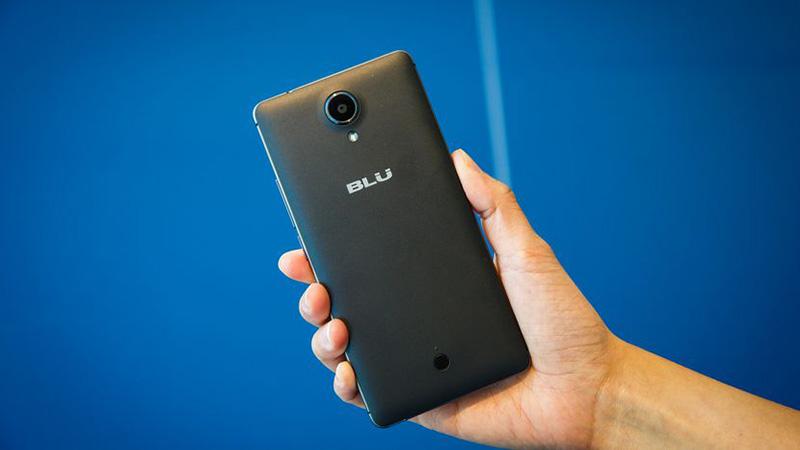 BLU Smartphone Spyware Amazon