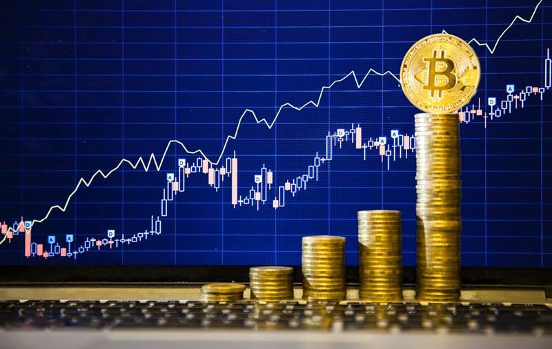 Bitcoin continua a subir e já olha para os 5000€ de perto