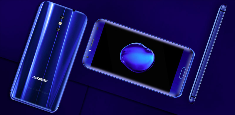DOOGEE BL5000 smartphone Honor 9