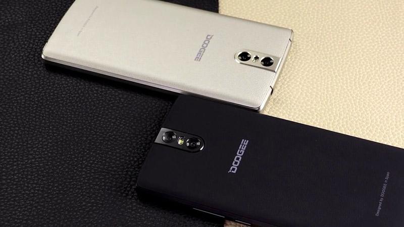 Doogee BL7000 smartphone bateria
