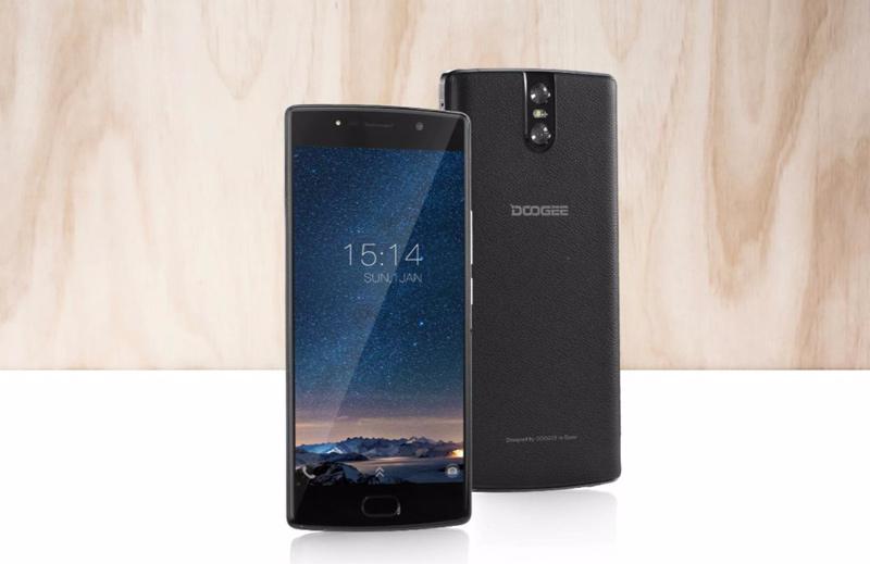 Doogee BL7000 chega com 7060 mAh de bateria e 3 câmaras Samsung