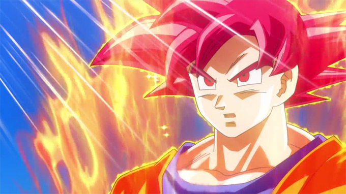 Dragon Ball Super Filme Goku