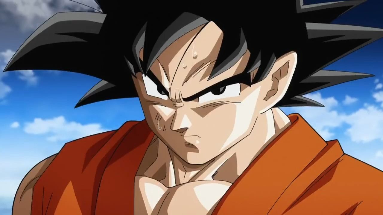 Dragon Ball Super Torneio do Poder Goku Anime